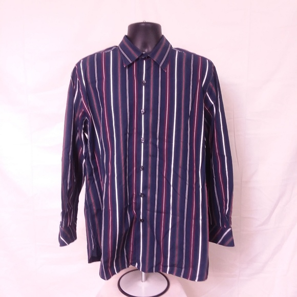 Austin Reed London Shirts Austin Reed Mens Size Large Shirt Button Down Poshmark